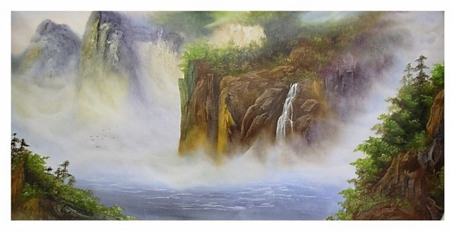 /101-101/landscape-hand-painted-oil-painting-with-stretched-frame-20-x-40.jpg