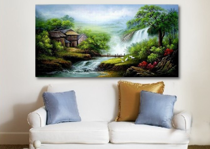/108-108/landscape-hand-painted-oil-painting-with-stretched-frame.jpg