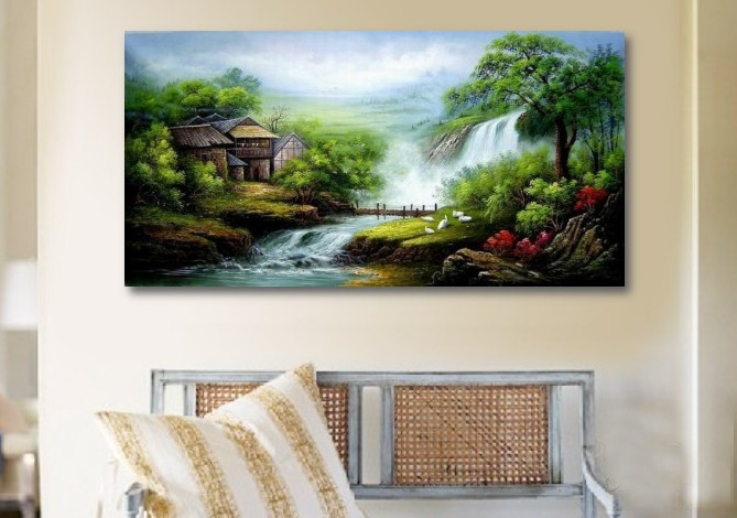 /108-138/landscape-hand-painted-oil-painting-with-stretched-frame.jpg