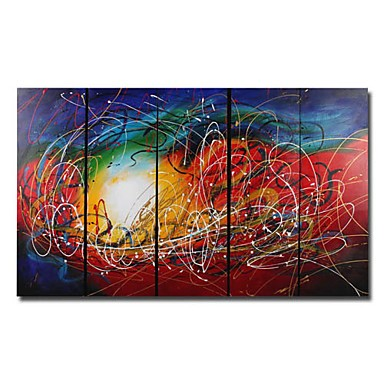 /1092-1447/hand-painted-abstract-oil-painting-with-stretched-frame-set-of-5.jpg