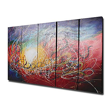 /1092-1449/hand-painted-abstract-oil-painting-with-stretched-frame-set-of-5.jpg