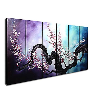 /1104-1517/hand-painted-floral-oil-painting-with-stretched-frame-set-of-6.jpg