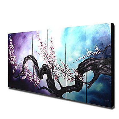/1104-1518/hand-painted-floral-oil-painting-with-stretched-frame-set-of-6.jpg