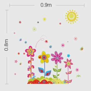/1119-1580/flowers-and-sun-wall-stickers.jpg