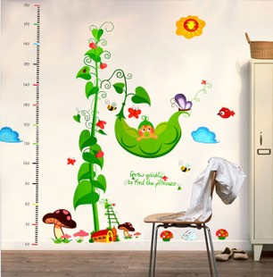 /1128-1610/pea-height-charts-wall-stickers.jpg