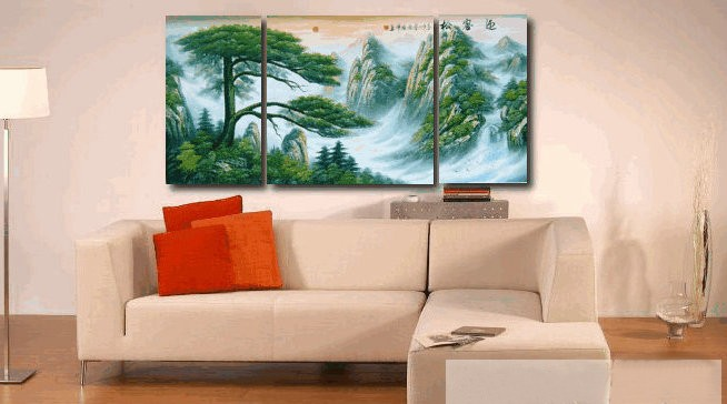 /113-113/landscape-hand-painted-oil-painting-with-stretched-frame-set-of-3.jpg