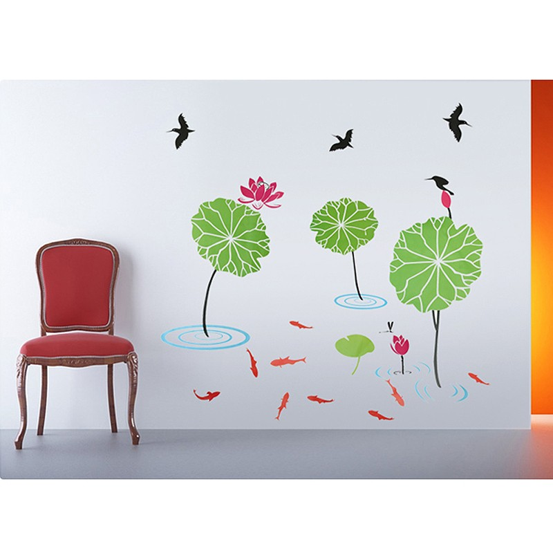 /1144-1662/lotus-pond-wall-stickers.jpg