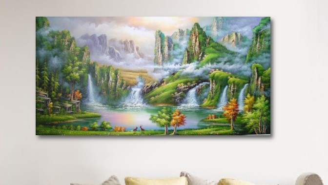 /115-115/hand-painted-landscape-oil-painting-with-stretched-frame.jpg