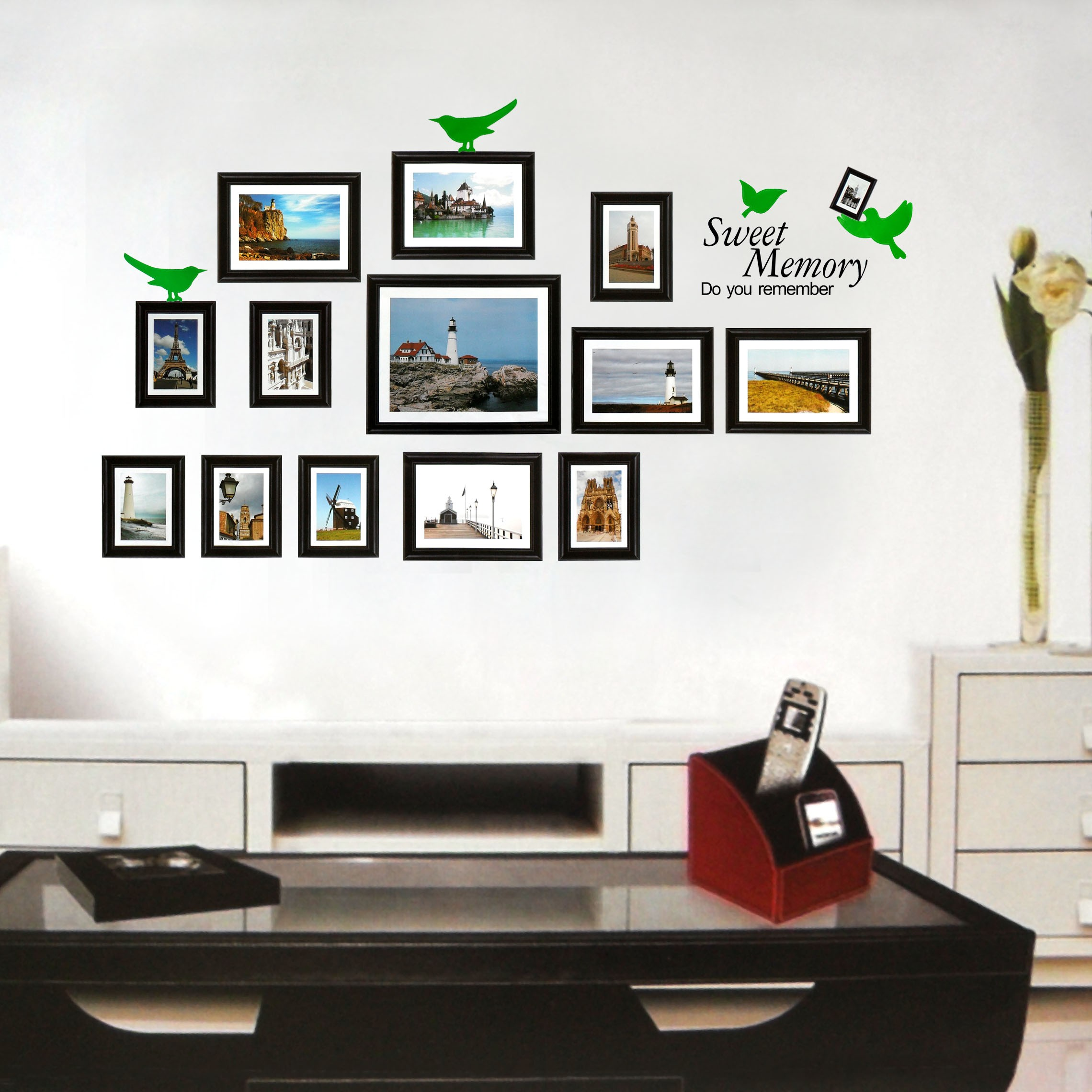 ... Photo Frame Wall Stickers ... Part 38