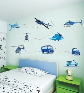 /1158-1710/helicoptr-and-car-wall-stickers.jpg