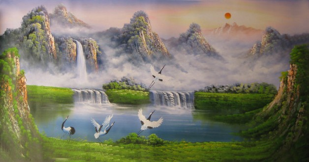 /12-12/landscape-hand-painted-oil-painting-with-stretched-frame.jpg