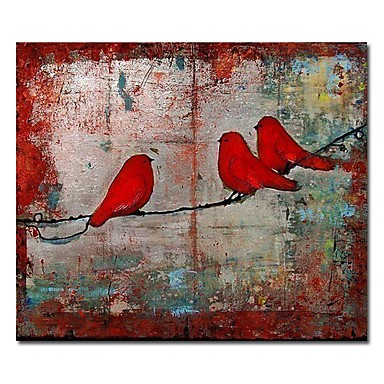 /1246-1803/hand-painted-animal-bird-oil-painting-with-stretched-frame-20-x-24.jpg