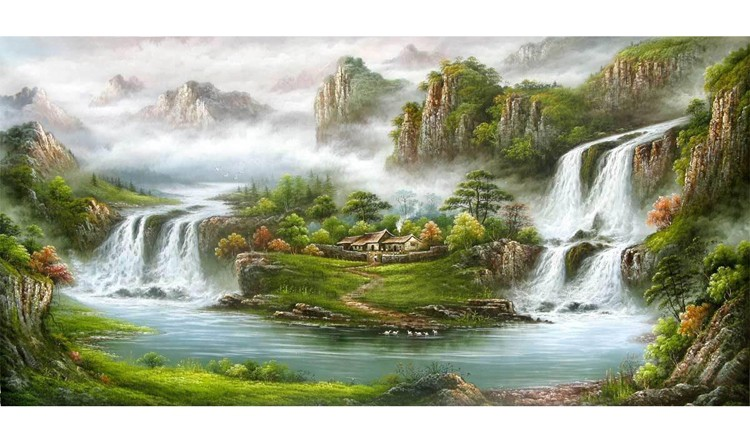 /128-128/hand-painted-landscape-oil-painting-with-stretched-frame-47-x-24.jpg