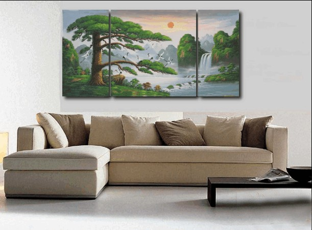 /129-134/hand-painted-landscape-oil-painting-with-stretched-frame-set-of-3.jpg