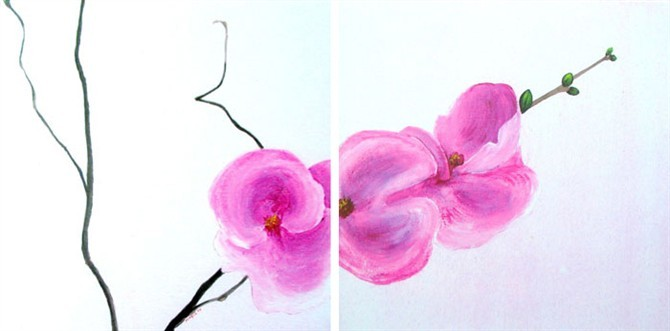 /134-141/hand-painted-flower-oil-painting-with-stretched-frame-set-of-2.jpg