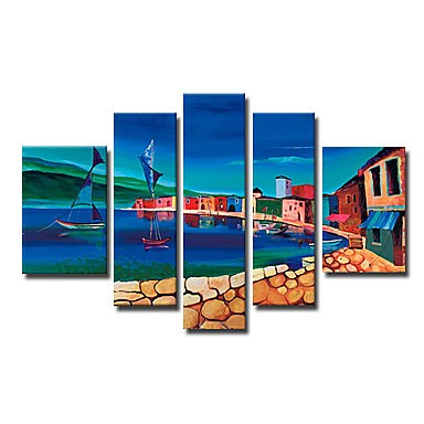 /1477-2034/hand-painted-landscape-oil-painting-with-stretched-frame-set-of-5.jpg