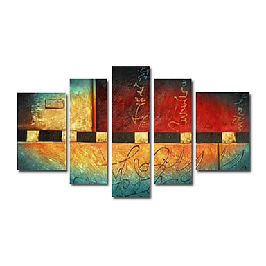 /1553-2110/hand-painted-abstract-oil-painting-with-stretched-frame-set-of-5.jpg