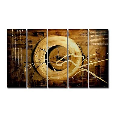 /1564-2121/hand-painted-abstract-oil-painting-with-stretched-frame-set-of-5.jpg