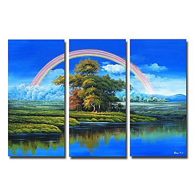 /1639-2196/hand-painted-landscape-oil-painting-with-stretched-frame-set-of-3.jpg