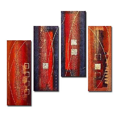 /1648-2205/hand-painted-abstract-oil-painting-with-stretched-frame-set-of-4.jpg