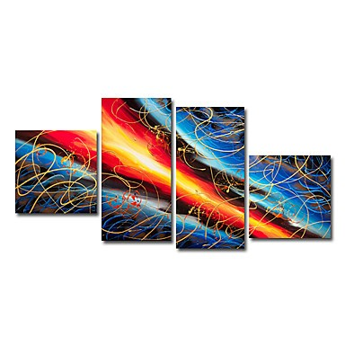 /1735-2292/hand-painted-abstract-oil-painting-with-stretched-frame-set-of-4.jpg