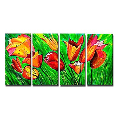 /1773-2330/hand-painted-floral-oil-painting-with-stretched-frame-set-of-4.jpg