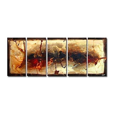 /1834-2391/hand-painted-abstract-oil-painting-with-stretched-frame-set-of-5.jpg