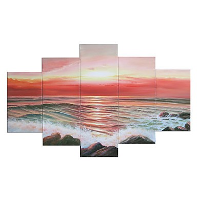 /1968-2525/hand-painted-landscapes-oil-painting-with-stretched-frame-set-of-5.jpg