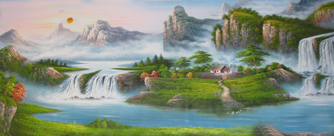 /2-2/landscape-hand-painted-oil-painting-with-stretched-frame.jpg