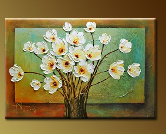 /203-233/flower-hand-painted-oil-painting-with-stretched-frame-16-x-24.jpg