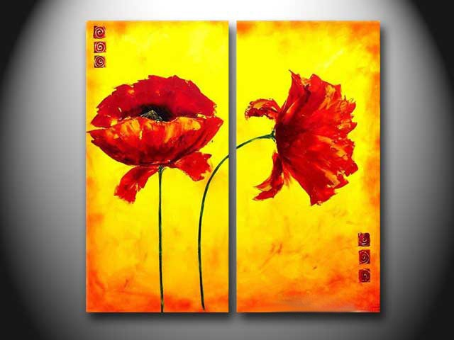 /221-258/flower-hand-painted-oil-painting-with-stretched-frame-set-of-2.jpg
