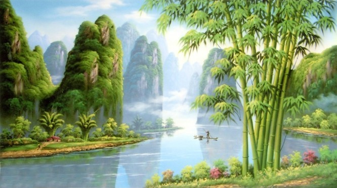 /265-713/hand-painted-landscape-oil-painting-with-stretched-frame-24-x-40.jpg