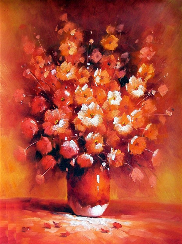 /295-347/hand-painted-flower-oil-painting-with-stretched-frame-20-x-24.jpg
