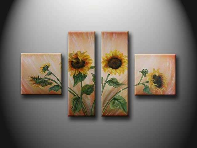 /319-379/hand-painted-flower-oil-painting-with-stretched-frame-set-of-4.jpg