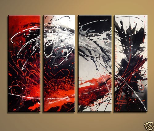 /339-402/hand-painted-abstract-oil-painting-with-stretched-frame-set-of-4.jpg