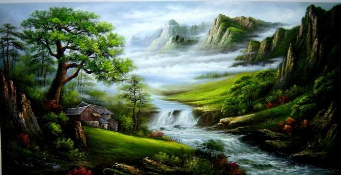 /34-34/hand-painted-landscape-oil-painting-with-stretched-frame.jpg