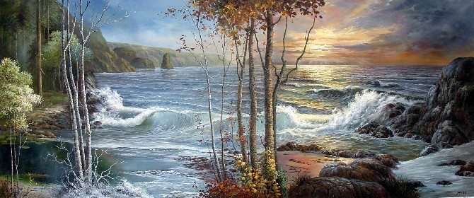 /36-36/hand-painted-landscape-oil-painting-with-stretched-frame.jpg