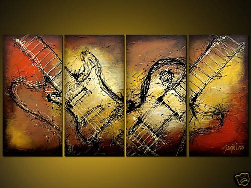 /367-433/hand-painted-abstract-oil-painting-with-stretched-frame-set-of-4.jpg