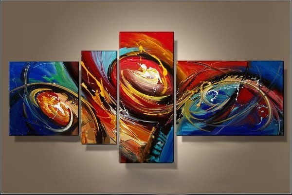 /375-441/hand-painted-abstract-oil-painting-with-stretched-frame-set-of-4.jpg