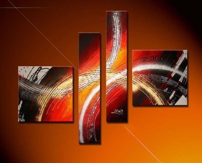 /378-444/hand-painted-abstract-oil-painting-with-stretched-frame-set-of-4.jpg