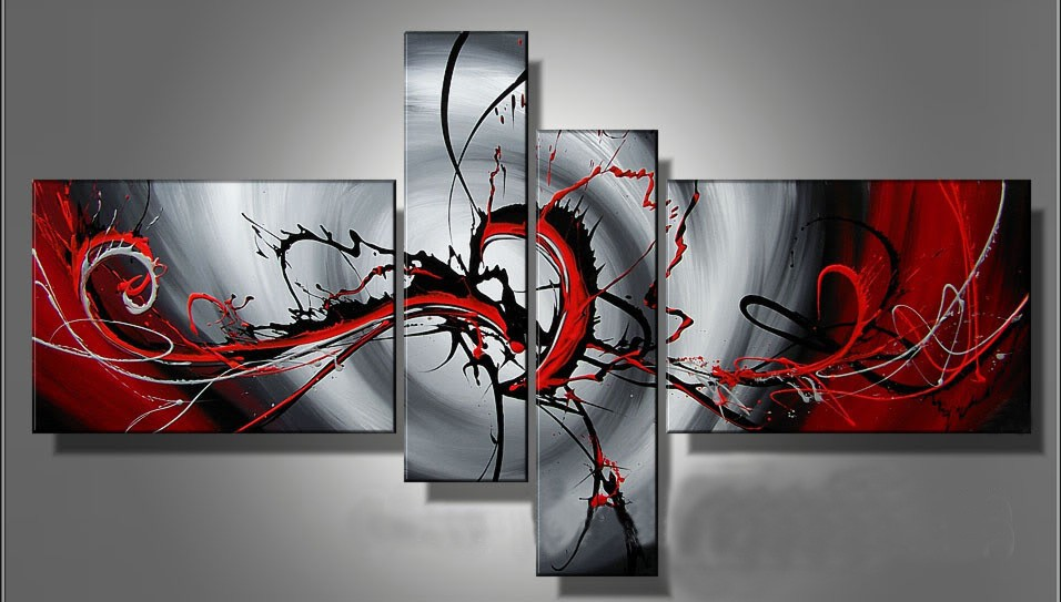 /388-457/hand-painted-abstract-oil-painting-with-stretched-frame-set-of-4.jpg