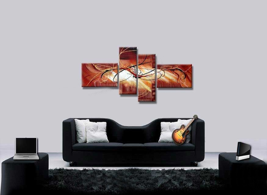 /406-484/hand-painted-abstract-oil-painting-with-stretched-frame-set-of-4.jpg
