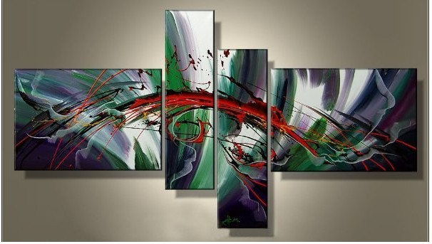 /411-491/hand-painted-abstract-oil-painting-with-stretched-frame-set-of-4.jpg
