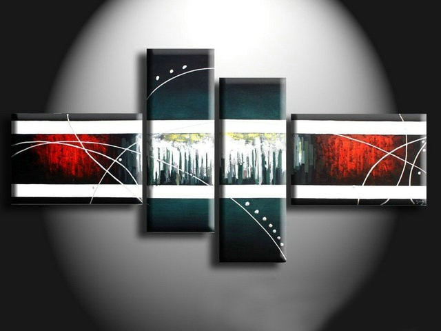 /421-502/hand-painted-abstract-oil-painting-with-stretched-frame-set-of-4.jpg