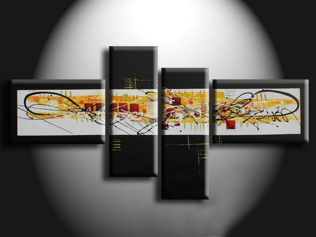 /423-506/hand-painted-abstract-oil-painting-with-stretched-frame-set-of-4.jpg