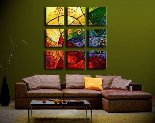 /433-519/hand-painted-abstract-oil-painting-with-stretched-frame-set-of-9.jpg