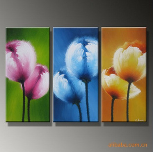 /465-555/hand-painted-abstract-oil-painting-with-stretched-frame-set-of-3.jpg