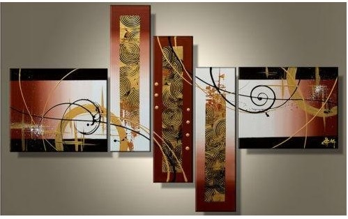 /470-563/hand-painted-abstract-oil-painting-with-stretched-frame-set-of-5.jpg