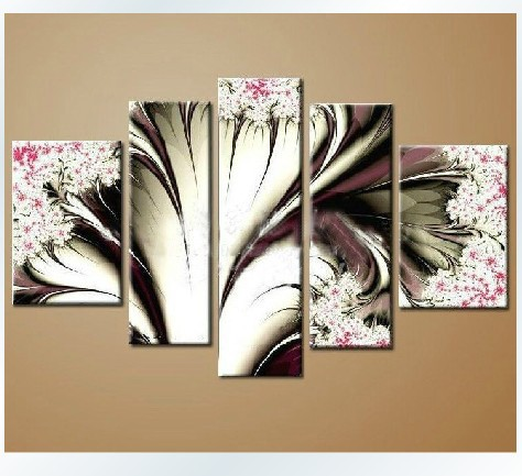 /480-575/abstract-hand-painted-oil-painting-with-stretched-frame-set-of-5.jpg