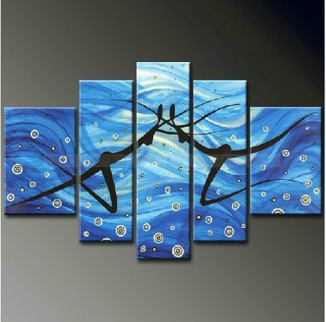 /486-582/hand-painted-abstract-oil-painting-with-stretched-frame-set-of-5.jpg